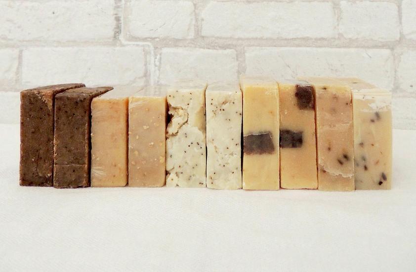 Moloka soap bar