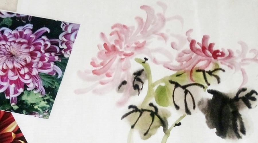 chinese-painting-chrysan
