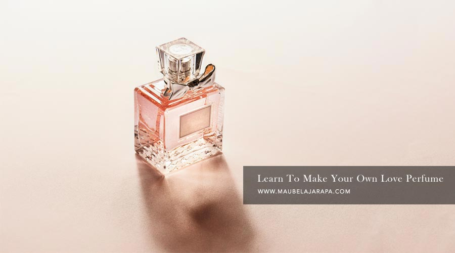 Workshop Membuat Parfum