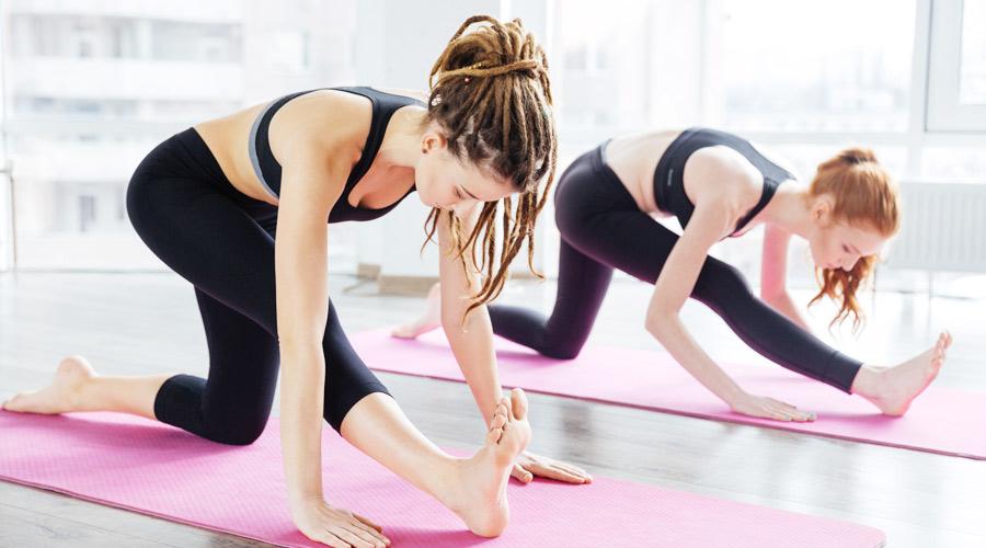 Belajar Pilates