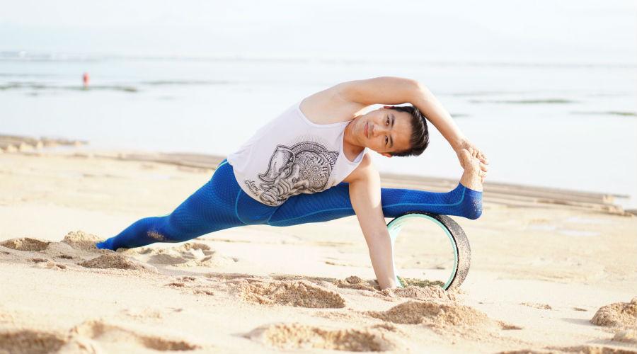Belajar Yoga