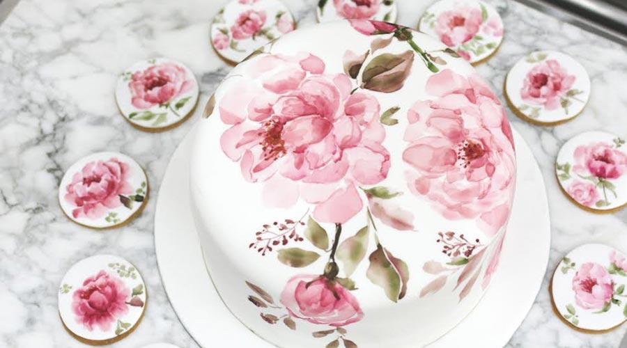 handpainted-cake
