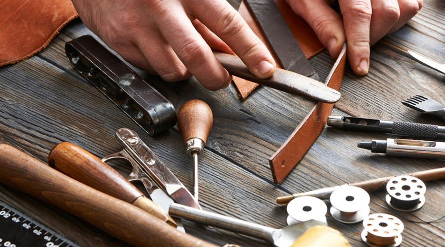 Leather-Workshop